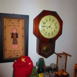 CLOCKS AND MORE
