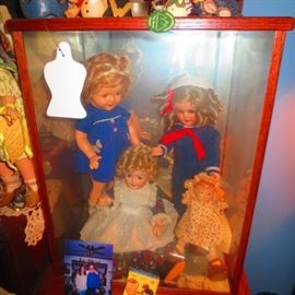 TONS, TONS, & TONS OF COLLECTIBLE DOLLS