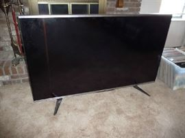 "60"" SHARP LIQUID CRYSTAL FLATSCREEN"