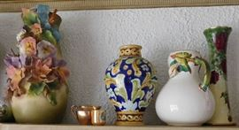 Large Selection of Porcelain and Pottery