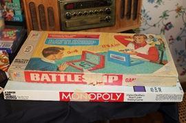 Vintage Kids Games