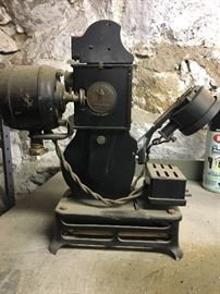 1920's Movie Projector