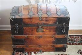 Beautiful Vintage Trunk