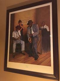 African American Wall Art
