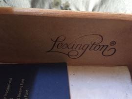 Lexington furniture (bedroom set)