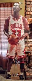 Michael Jordan will even be here!     LIVING ROOM