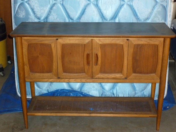 Very cool Mid Century Modern small Server