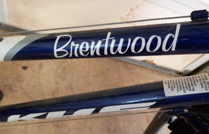 Brentwood Bicycle