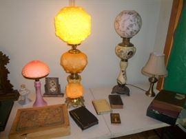 Fantastic GWTW Antique Lighting