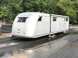 TO BE AUCTIONED 7.15.2017 1949 Airstream, Spartan, Royal Mansion, Body Style KT, Original Title