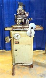 K.O.Lee Co Tool Grinder System, Model #BA 960, With Extra Coolant Tank, Tail Stop Posts, Guards And More