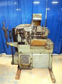 Brown & Sharpe OOG Auto Screw Machine
