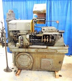 """Brown & Sharpe #2 Single Spindle Automatic Screw Machine, 1 1/4"""" Capacity"""