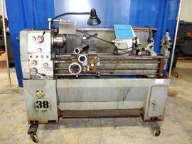 Edison Precision Engine Lathe, Model 1340GH