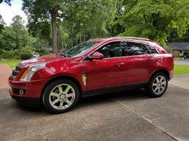 2012 Cadillac SRX   19,746 miles LOADED