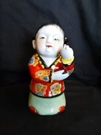 Chinese Ceramic Figurines Statues