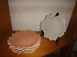 Stubenville Pottery plates