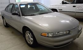 2000 Oldsmobile Intrigue, 3.5L Twin Cam V6, VIN 1G3WH52H7YF240366, Mileage 73079