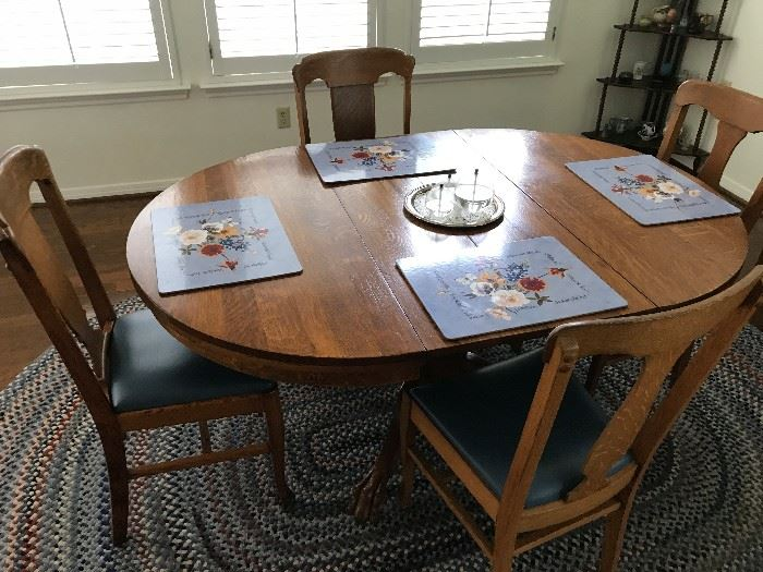 Old Farmhouse Table