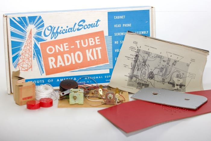 Antique Radio Museum Collection Auction starts on 7/16/2017