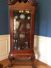 Curio Cabinet - 4 Shelf