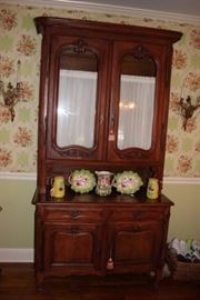Hutch and Decorative