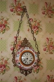 Vintage Hanging Wall Clock