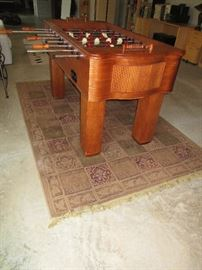 FOOZ BALL TABLE