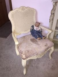 Provincial armchair