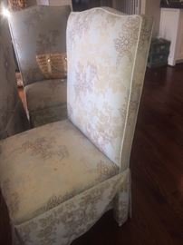 upholstered chairs for sale- $280