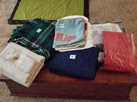 Misc linens