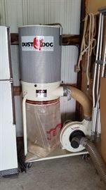 JET Dust Dog Dust Collection System