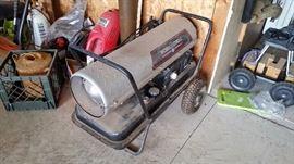 Kerosene Blower Heater