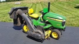 John Deere X530 Multi Terrain Tractor