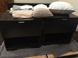 West Elm nightstands