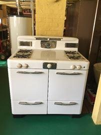 Vintage Universal stove