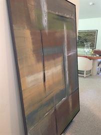 large original acrylic