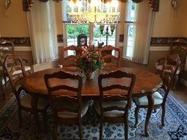 Stanley Dining room set.