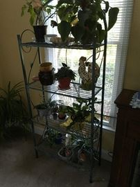 Metal Plant Etagere