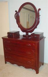 Lillian Russell Dresser