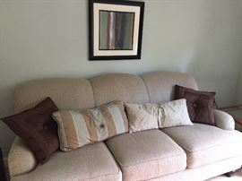 3 - cushion couch