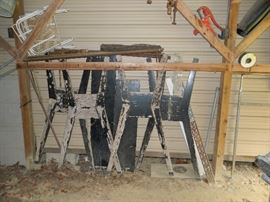 Shed items