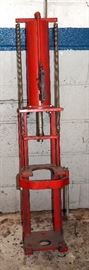 Macphearson Strut Compressor, Pneumatic
