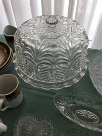 Waterford? Cake Stand