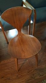 SET OF 4 CHERNER CHAIRS