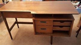 Mid Century desk back