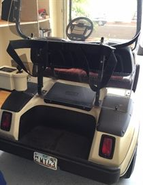 2001 Club Car Ingersoll Rand DS Model ($700 Batteries) Replaced in Sept