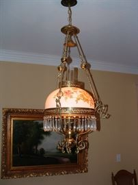 another lovely vintage lighting piece