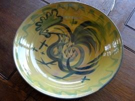 We have several pieces of the famous Merritt Island Pottery.