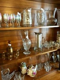 Beautiful Glassware, Serving Sets, Murano, Art Glass & More